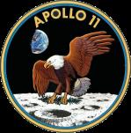 The Apollo 11 Mission Patch