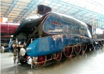 The Mallard Locomotive