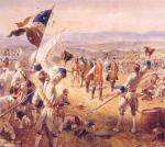 The Victory of Montcalm's Troops at Carillon